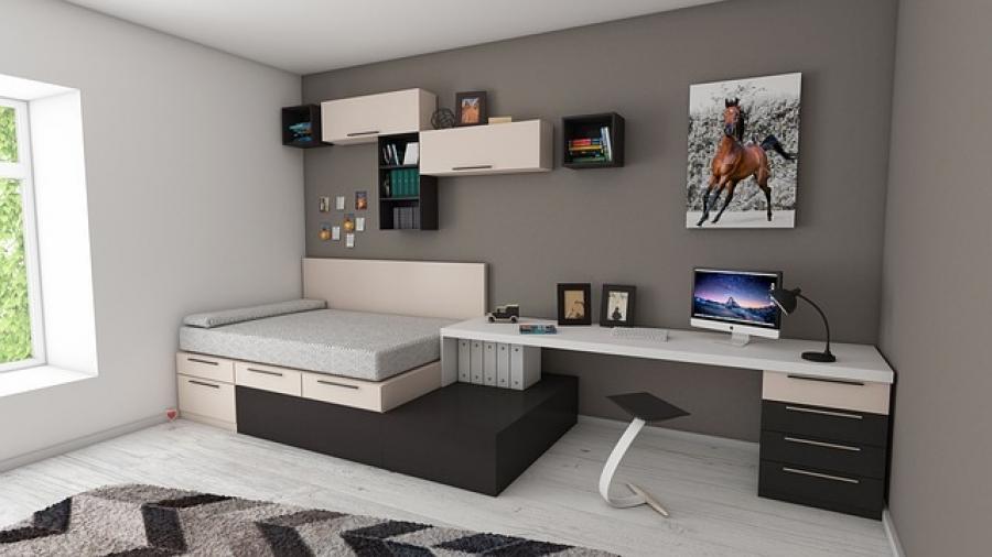 camera da letto: idee per l'arredamento minimalista - Arredamento Minimalista