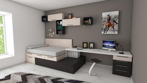Arredamento Minimalista Camera Da Letto : Casa camera da letto